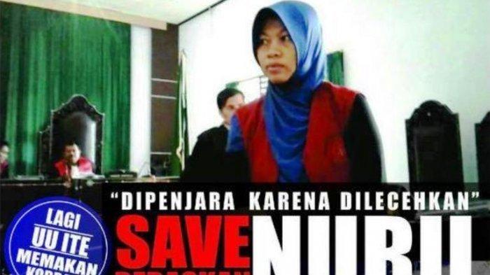 Korban Pelecehan Seksual Didenda Rp 500 Juta, #Saveibunuril Trending di Twitter