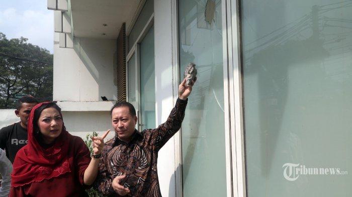 Kantor DPP PPP Diserang, Kubu Djan Faridz Resmi Lapor ke Polisi