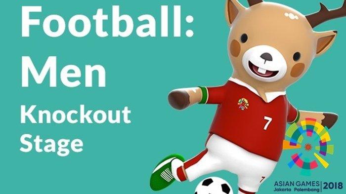 Ini Hasil Undian Ulang Sepakbola Putra Asian Games 2018