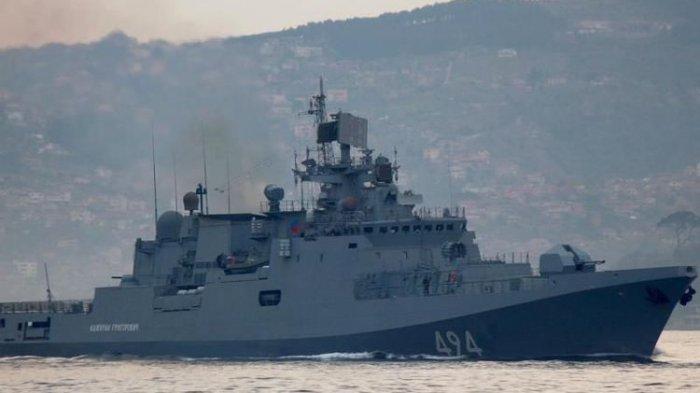 Rusia Kerahkan 300 Ribu Pasukan dalam Latihan Perang dengan China