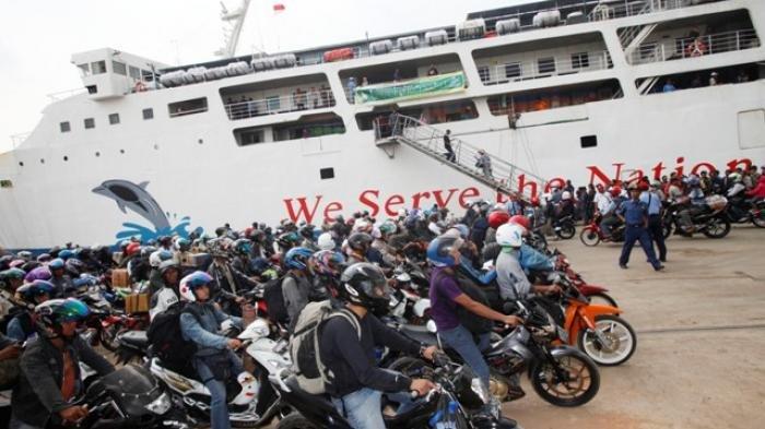 Diresmikan April 2017, Jalur Kapal Ro-Ro Bakal Layani Jalur Indonesia-Filipina