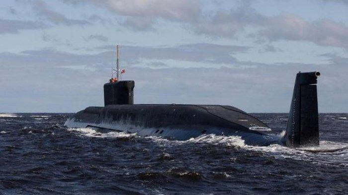 Kapal Selam Bertenaga Nuklir Rusia Terbakar di Dekat Kutub Utara, 14 Tewas