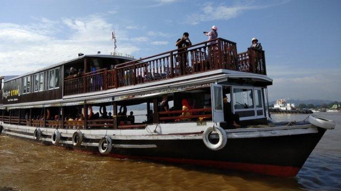 Kaltim Punya Kapal Wisata Eksotis, Ada Beragam Fasilitas dan Sajian di Dalamnya