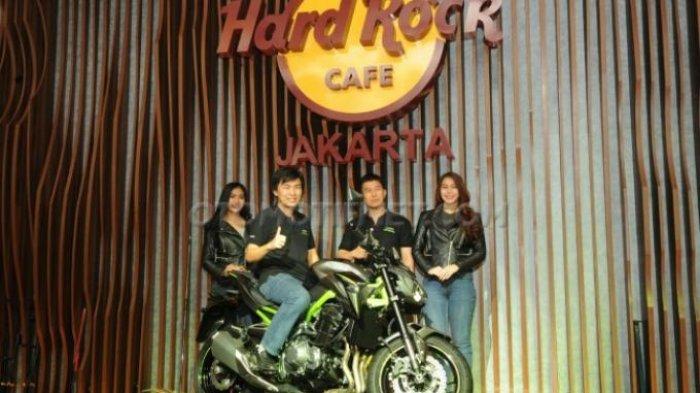 Kawasaki Z900 Mulai Mengaspal di Indonesia, Cek Harganya di Sini