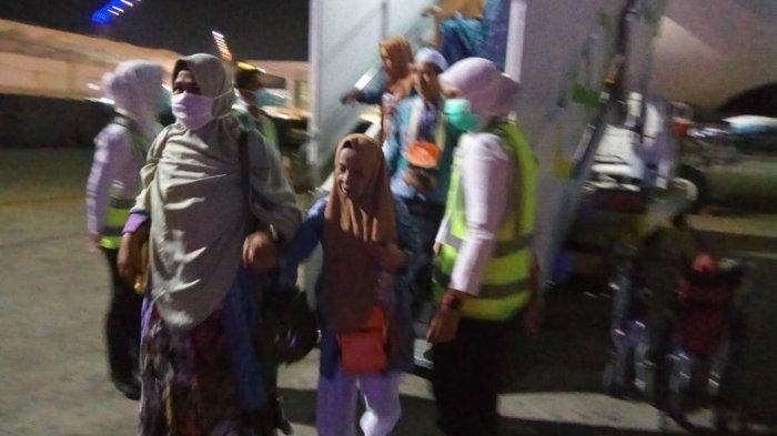 Banyak yang Berisiko Tinggi, Jamaah Haji Keloter 13 Diminta Lakukan Ini Setelah ke Pulang Daerah