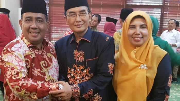 Dilantik di Jakarta, Khairil Anwar Jabat Rektor IAIN Palangkaraya