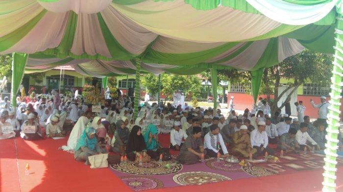 680 Siswa MI se Palangkaraya Khataman Massal, Wagub Kalteng Bilang Begini