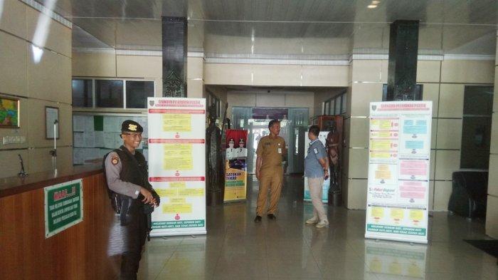 Terkait Kasus Suap Anggota DPRD Kalteng, KPK Geledah Sejumlah Kantor di Palangkaraya