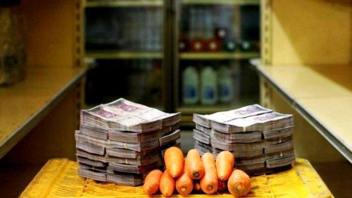 Krisis Ekonomi di Veezuela Bikin Nilai Mata Uang Terpuruk, Harga Popok 8 Juta!