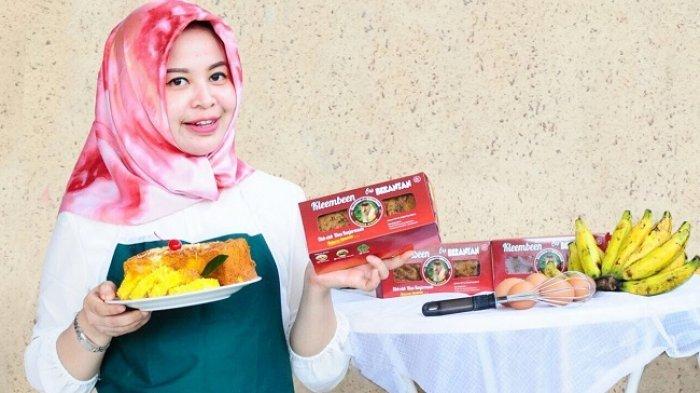 Punya Aneka Varian Rasa, Jajanan Pai Susu Cap Bekantan Khas Banjar Rambah Pasar Balikpapan