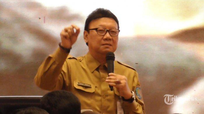 Banyak Kepala Daerah ditangkap KPK, Mendagri Didesak Mundur