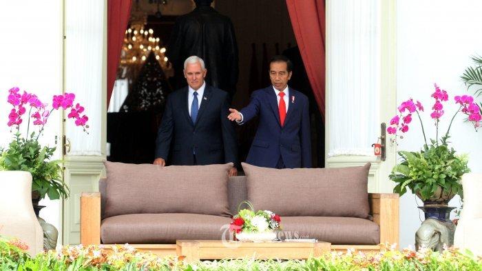 Wapres AS Mike Pence Keliling-keliling di Istiqlal dan Dialog Antaragama