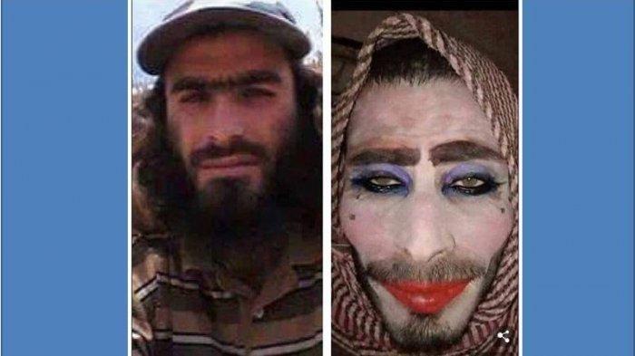 Nyamar Jadi Perempuan tapi Mereka Lupa Cukur Kumis dan Janggut, Ini yang Terjadi Pada Militan ISIS