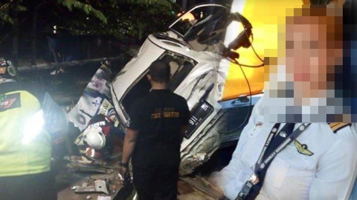 Kopilot Cantik Mengaku Ditelanjangi Oknum Petugas Medis di RS, Dokter Jaga Dilaporkan ke Polisi