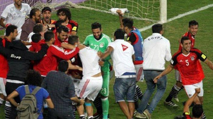 Mesir Ikuti Nigeria Lolos ke Putaran Final Piala Dunia 2018 Zona Afrika