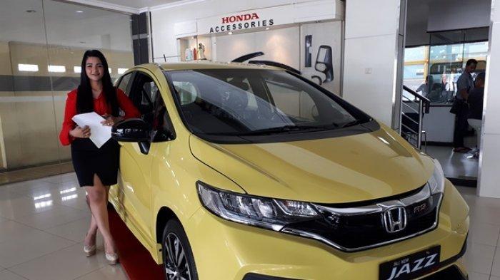 Makin Segar, Warna Baru New Honda Jazz