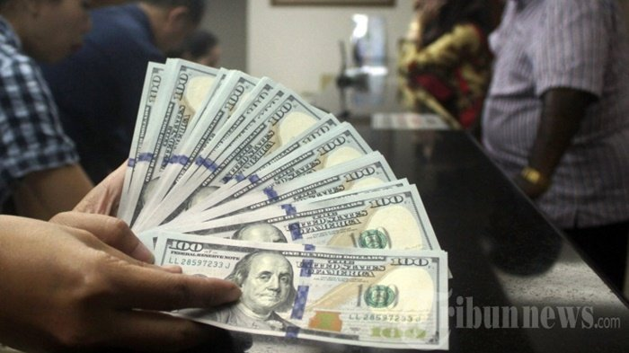Pergerakan Dolar Tertekan, Nilai Tukar Rupiah Dibuka Menguat