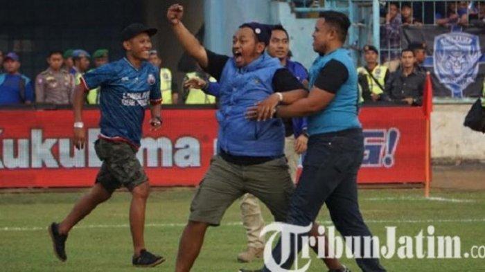 Kena Sanksi Komdis, Arema FC Rugi Miliaran Rupiah Usai Kontra Persebaya Surabaya
