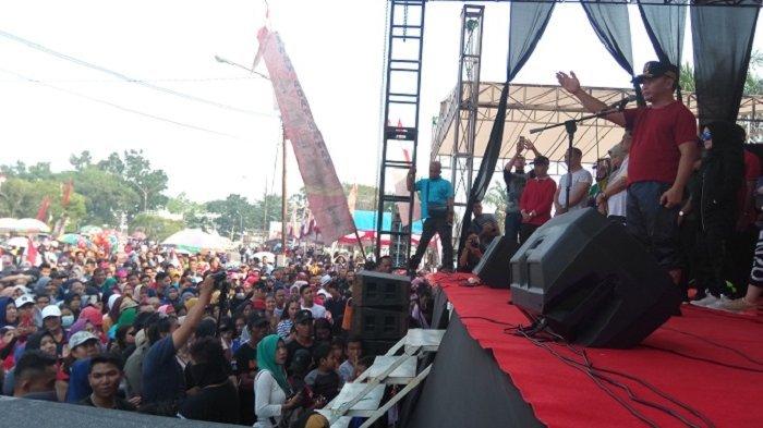 Gubernur Sugianto: Seluruh Kepala Daerah Dukung Jokowi-Ma'ruf