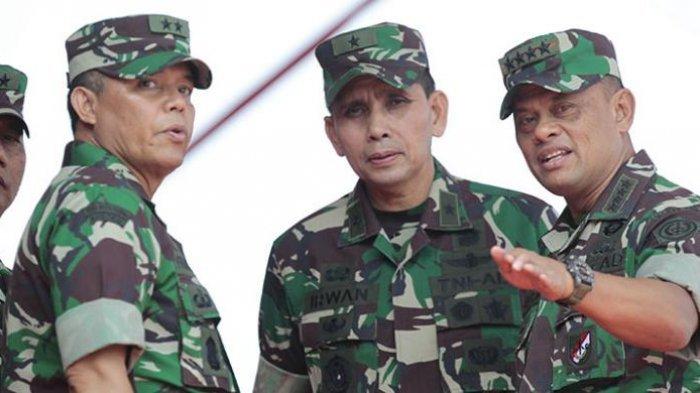 Panglima TNI Sebut Ada Pasokan 5 Ribu Senjata Ilegal, Jokowi Diminta Klarifikasi