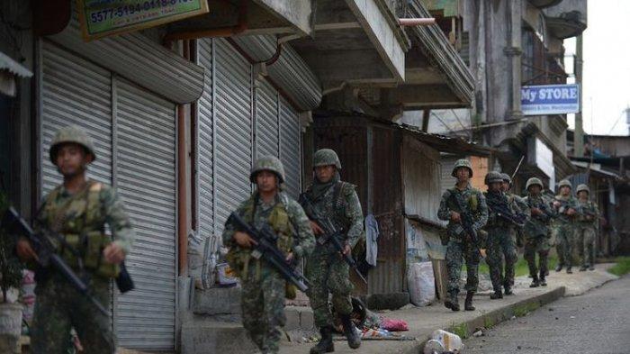 Terpaksa Hancurkan Kota Marawi Demi Basmi ISIS, Presiden Duterte Minta Maaf