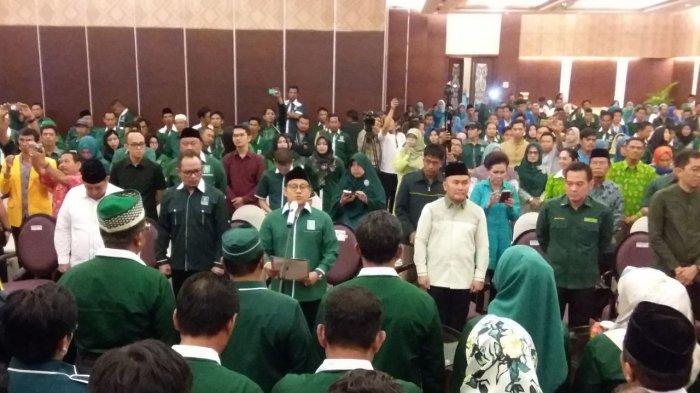 Muhaimin Yakin Bakal Ditawari Jadi Cawapresnya Jokowi