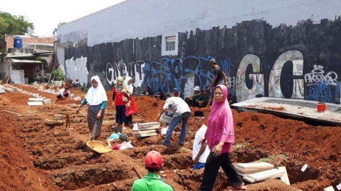 Makam Dibongkar Setelah 42 Tahun, Jasad Guru Ngaji Ini Masih Utuh