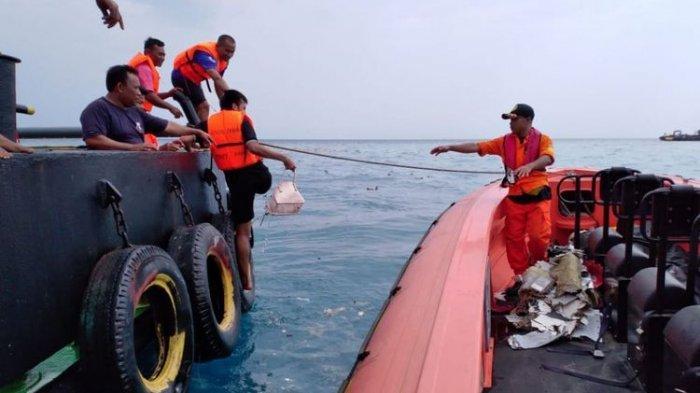 Areal Pencarian Lion Air JT 610 Diperluas 15 Mil Laut, 4 Kapal Canggih Dikerahkan