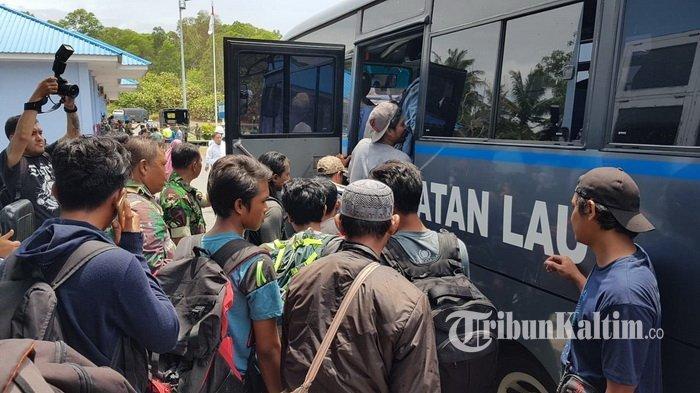 Gempa Masih Sering Terjadi, Ratusan Warga Sulteng Mengungsi ke Balikpapan