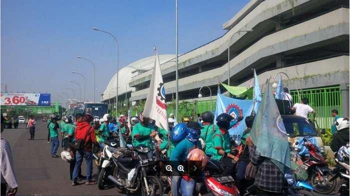 Ini Tuntutan Kaum Buruh kepada Presiden Jokowi