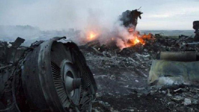 Dugaan Keterlibatan Rusia di Balik Jatuhnya Pesawat MH17, Percakapan Telpon Diungkap
