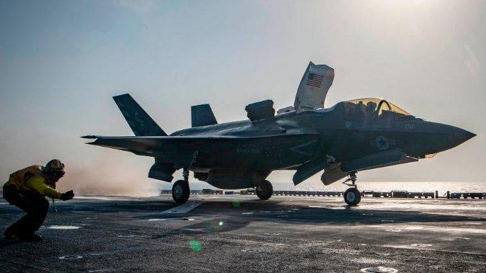 Paling Canggih dan Mematikan, Jet Tempur F-35 itu Akhirnya Jatuh Juga