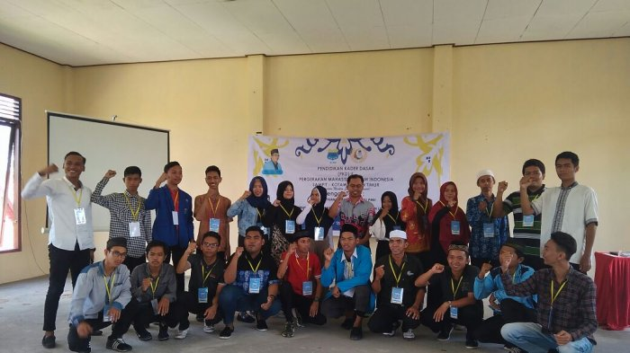 Sudah Tiga Hari 23 Kader PMII dari 6 Perguruan Kumpul di Sampit, Ada Apa ya?