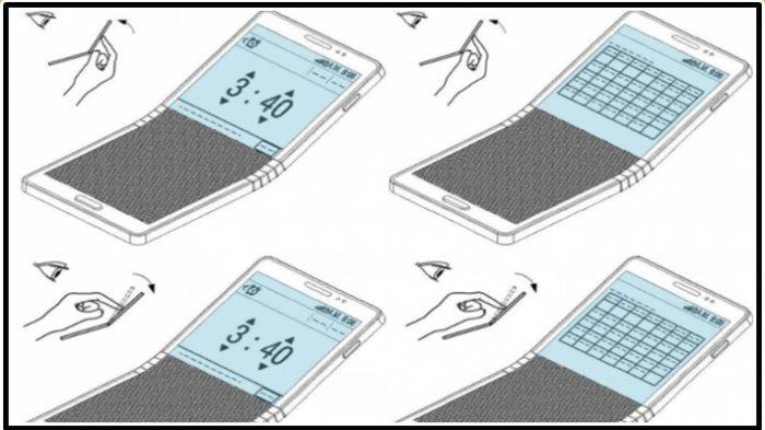 Layaknya Dompet, Awal 2019 Samsung Luncurkan Smartphone Lipat, Segini Harganya
