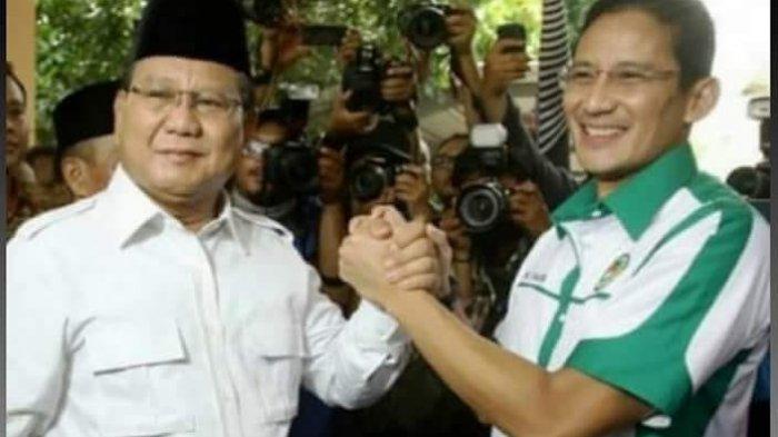 Prabowo-Sandiaga Gunakan Kata ''Menyelamatkan Indonesia'' di Visi Misi, Begini Penjelasannya