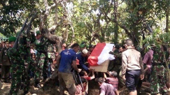 Salah Satu Prajurit TNI yang Tewas di Natuna Ternyata Kiper Andal
