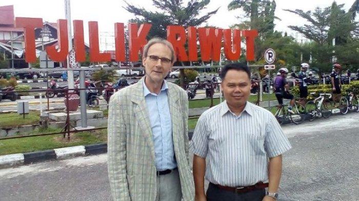 Kolaborasi Riset Internasional, IAIN Palangkaraya Datangkan Profesor dari Belanda
