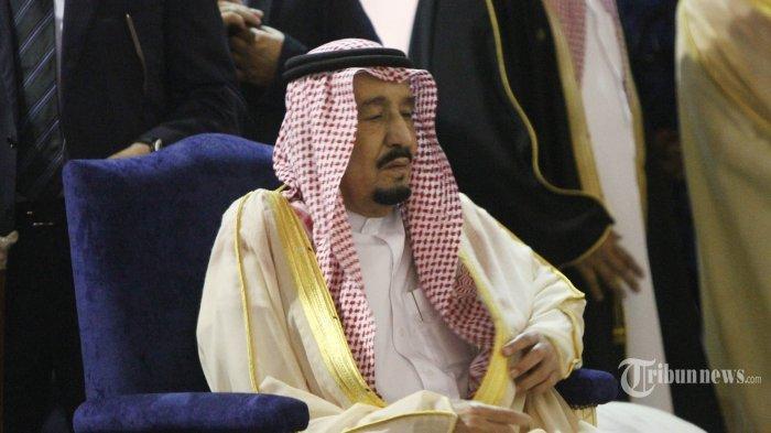 Sholat Tarawih di Masjidil Haram dan Masjid Nabawi Dipersingkat Jadi 10 Rakaat, Ini Kata Raja Salman