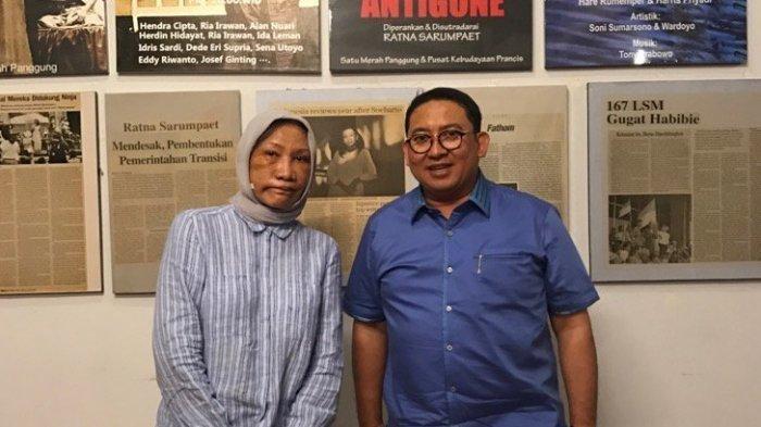 Fadli Zon Beberkan Kronologi Pertemuan dengan Ratna Sarumpaet Hingga Mengaku Berbohong Dianiaya