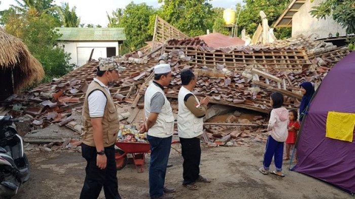 Pungli Dana Pembangunan 13 Masjid Korban Gempa, Oknum Pejabat Kemenag Ini Ditangkap