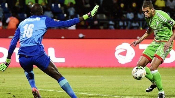 Aljazair Gagal ke Perempat Final Piala Afrika