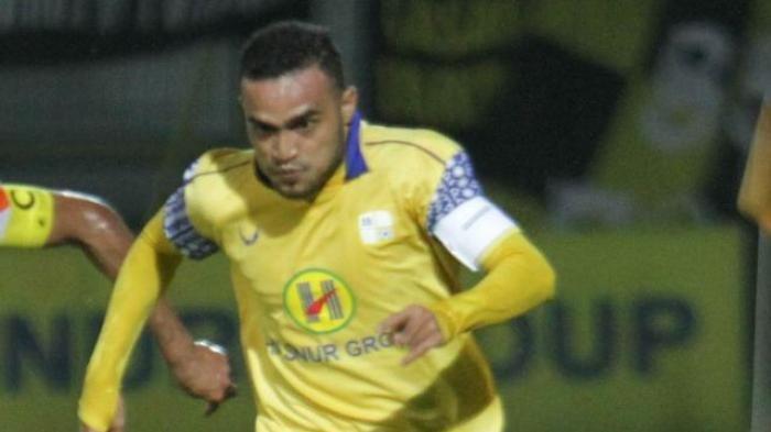 Barito Ketinggalan 2-1 dari Madura United di Babak Pertama