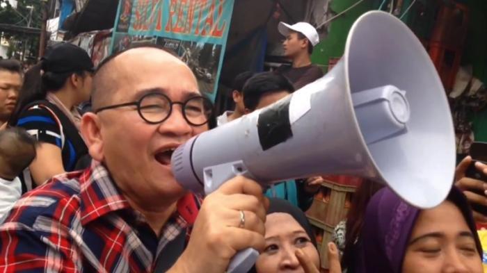Rocky Gerung dan Ratna Sarumpaet Ditolak di Palembang, Begini Komentar Ruhut Sitompul