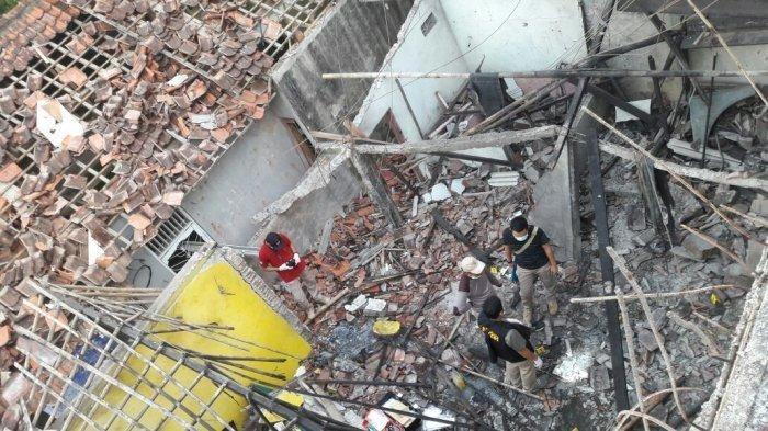 23 Rumah Rusak Akibat Ledakan Dahsyat di Kebumen