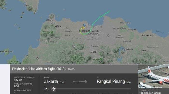 Ini Beberapa Kemungkinan Penyebab Pesawat Lion Air JT 610 Jatuh Menurut Para Ahli