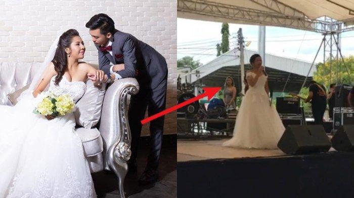 Calon Suami Kabur di Hari Pernikahan, Mempelai Wanita Ini Tetap Tegar Hadapi Tamu yang Berdatangan