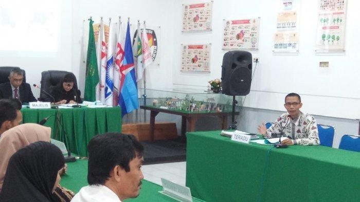 Disidang DKPP, Budi Prayitno Mengaku Salah Soal Penundaan Pelantikan Bupati Kapuas