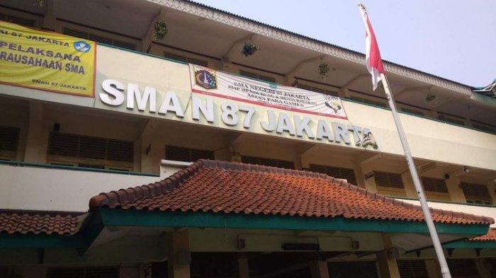 Syok, Oknum Guru SMAN 87 Jakarta Minta Maaf kepada Presiden Jokowi