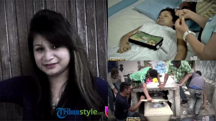 VIDEO: Suami Bongkar Makam Istri Setelah Mendengar Suara Rintihan dari dalam Kubur