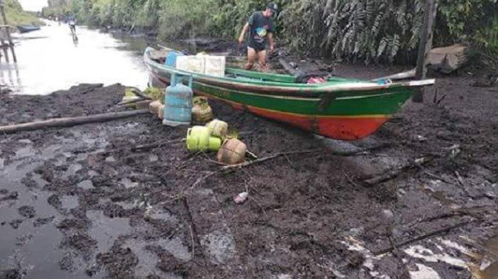 Sungai Hantipan di Katingan Surut, Pasien Meninggal Dunia di Perjalanan ke RS Sampit